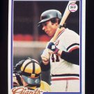 1978 Topps Baseball #215 Darrell Evans - San Francisco Giants