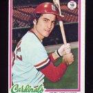 1978 Topps Baseball #143 Keith Hernandez - St. Louis Cardinals ExMt