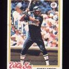 1978 Topps Baseball #127 Chet Lemon - Chicago White Sox