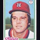 1978 Topps Baseball #091 Oscar Zamora - Houston Astros