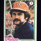 1978 Topps Baseball #064 Gene Pentz - Houston Astros