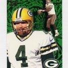 1999 Aurora Football #057 Brett Favre - Green Bay Packers