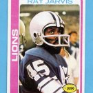 1978 Topps Football #467 Ray Jarvis - Detroit Lions NM-M