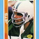 1978 Topps Football #287 Joe Klecko RC - New York Jets