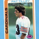 1978 Topps Football #203 Pat Tilley - St. Louis Cardinals