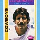 1978 Topps Football #060 Randy White - Dallas Cowboys NM-M