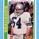 1978 Topps Football #043 Art Kuehn - Seattle Seahawks