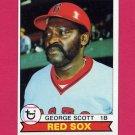 1979 Topps Baseball #645 George Scott - Boston Red Sox ExMt