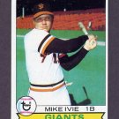 1979 Topps Baseball #538 Mike Ivie - San Francisco Giants