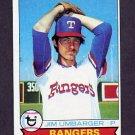 1979 Topps Baseball #518 Jim Umbarger - Texas Rangers