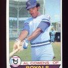 1979 Topps Baseball #490 Al Cowens - Kansas City Royals