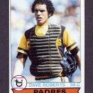 1979 Topps Baseball #342 Dave Roberts - San Diego Padres