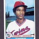 1979 Topps Baseball #246 Darrell Jackson RC - Minnesota Twins