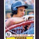 1979 Topps Baseball #196 Steve Kemp - Detroit Tigers