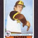 1979 Topps Baseball #194 Randy Jones - San Diego Padres