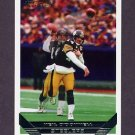 1993 Topps Gold Football #555 Neil O'Donnell - Pittsburgh Steelers