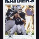 2004 Topps Football #094 Marques Tuiasosopo - Oakland Raiders