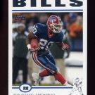 2004 Topps Football #080 Travis Henry - Buffalo Bills