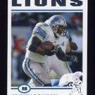 2004 Topps Football #068 Shawn Bryson - Detroit Lions