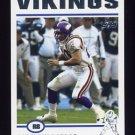 2004 Topps Football #038 Moe Williams - Minnesota Vikings