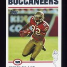 2004 Topps Football #012 Charles Lee - Tampa Bay Buccaneers