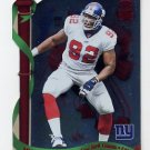 2002 Crown Royale Red #093 Michael Strahan - New York Giants 200/525