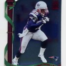 2002 Crown Royale Red #083 David Patten - New England Patriots 120/525
