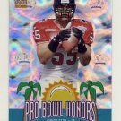 2002 Crown Royale Pro Bowl Honors #19 Junior Seau - San Diego Chargers