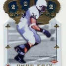 2002 Crown Royale Football #182 Omar Easy RC - Kansas City Chiefs