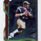 2002 Crown Royale Football #116 Kurt Warner - St. Louis Rams