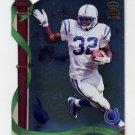 2002 Crown Royale Football #060 Edgerrin James - Indianapolis Colts