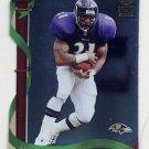 2002 Crown Royale Football #011 Jamal Lewis - Baltimore Ravens