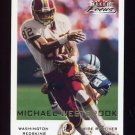 2000 Fleer Focus Football #160 Michael Westbrook - Washington Redskins