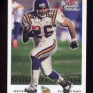 2000 Fleer Focus Football #105 Robert Smith - Minnesota Vikings