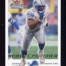 2000 Fleer Focus Football #089 Robert Porcher - Detroit Lions