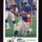 2000 Fleer Focus Football #070 Olandis Gary - Denver Broncos