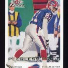 2000 Fleer Focus Football #057 Peerless Price - Buffalo Bills