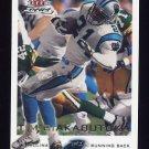 2000 Fleer Focus Football #054 Tim Biakabutuka - Carolina Panthers