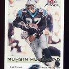 2000 Fleer Focus Football #020 Muhsin Muhammad - Carolina Panthers