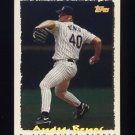 1995 Topps Baseball Cyberstats #245 Andy Benes - San Diego Padres