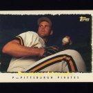 1995 Topps Baseball Cyberstats #241 Denny Neagle - Pittsburgh Pirates
