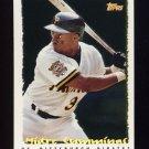 1995 Topps Baseball Cyberstats #055 Midre Cummings - Pittsburgh Pirates