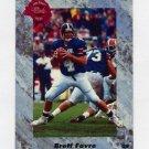 1991 Classic Four Sport Football #129 Brett Favre - Atlanta Falcons