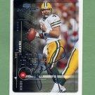 1999 Upper Deck MVP Silver Script Football #071 Brett Favre - Green Bay Packers