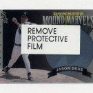 1995 Donruss Baseball Mound Marvels #8 Jason Bere - Chicago White Sox