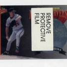 1995 Donruss Baseball Mound Marvels #3 Mike Mussina - Baltimore Orioles