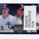 1995 Donruss Baseball Dominators #5 Robin Ventura / Travis Fryman / Matt Williams