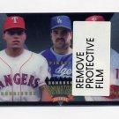 1995 Donruss Baseball Dominators #2 Pudge Rodriguez / Mike Piazza / Darren Daulton