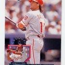 1995 Donruss Baseball #497 Darren Daulton - Philadelphia Phillies