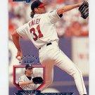1995 Donruss Baseball #477 Chuck Finley - California Angels
